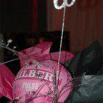 Pink & Black Ball 1